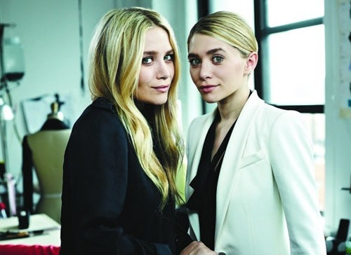 Mary-Kate and Ashley Olsen | Source: The Lux Beat