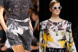 Dries Van Noten Spring/Summer 2012 | Source: Style.com