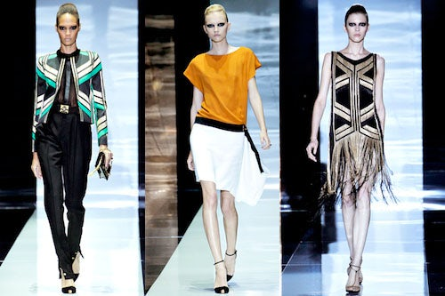 Gucci Spring/Summer 2012 | Source: Style.com