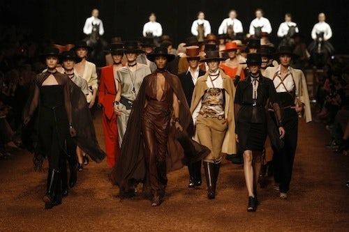 Hermès Autumn/Winter 2010 | Source: IBT