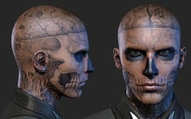 Zombie Boy | Source: NY Times