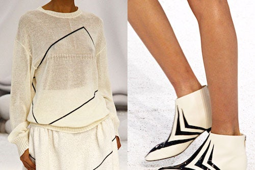 Chanel Spring/Summer 2012 | Source: Style.com