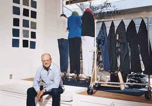 Mickey Drexler | Source: W Magazine