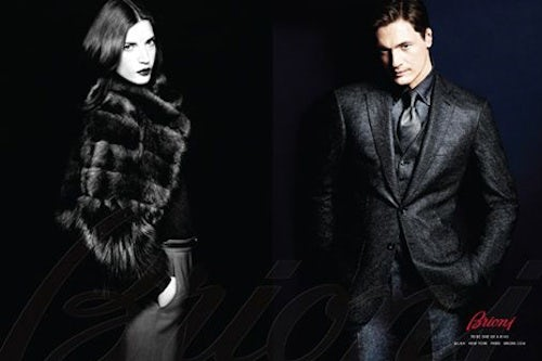 Brioni Autumn/Winter 2011 | Source: Luxos