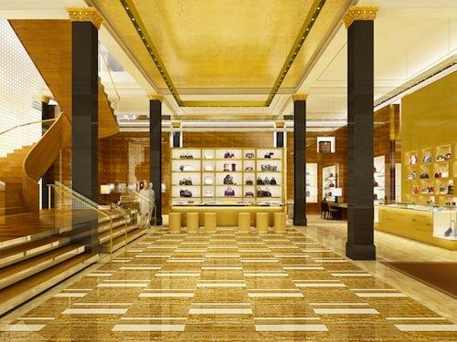 Louis Vuitton Maison Sydney   Source: AFR