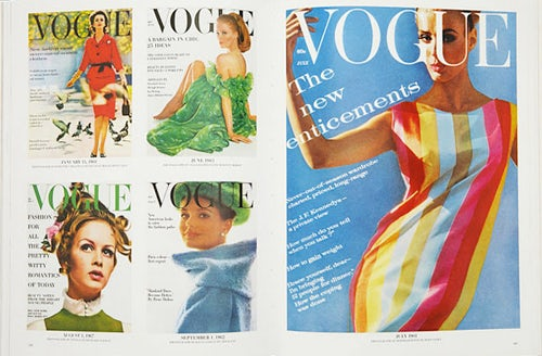 Vogue: The Covers | Source: mostmagnific.com