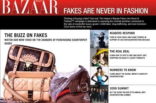 Harper's Bazaar Screen Shot | Source: Harper's Bazaar