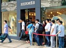 Hermès Canton Road | Source: B on brand
