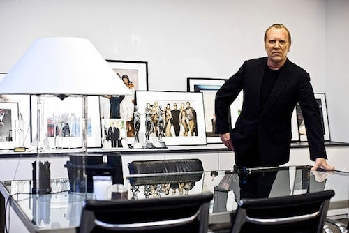 Michael Kors by Bryan Derballa | Source: Wall Street Journal