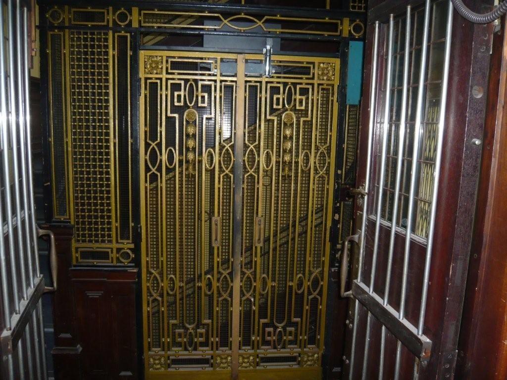 Antique Elevator | Source: elevatorpreservation.com
