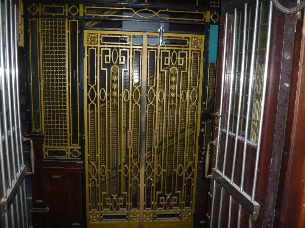 Antique Elevator | Source: elevatorpreservation.com