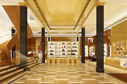 Louis Vuitton Maison in Sydney | Source: moluxury.com.au