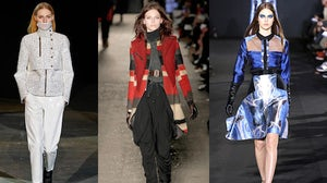 Alexander Wang, Rag & Bone, Prabal Gurung A/W 2012 | Source: Style.com