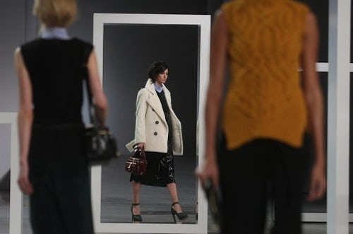 Derek Lam Autumn/Winter 2012 | Source: NY Times