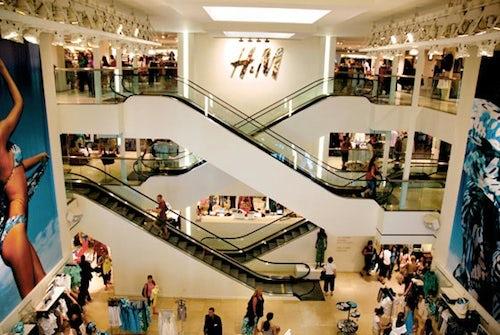 H&M flagship store | Source: NY Magazine