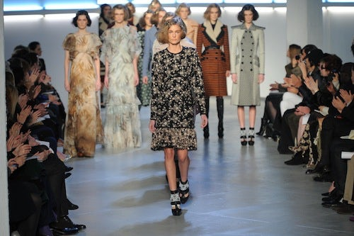 Rodarte Autumn/Winter 2012 | Source: Showmoda