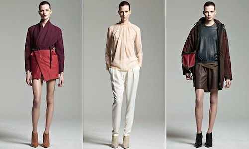 See by Chloe Autumn/Winter 2012 | Source: IHT