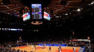 Madison Square Garden: | Source: Sports Yahoo