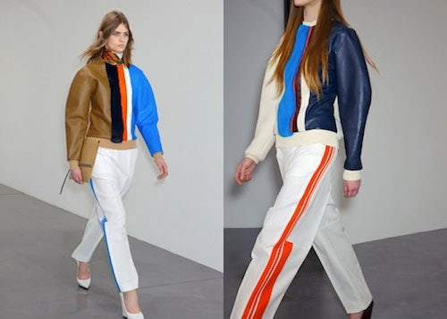 Céline Autumn/Winter 2012 | Source: Showmoda