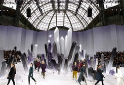 Chanel Autumn/Winter 2012 | Source: Independent