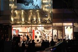 Guess store Shanghai | Source: Fabeau