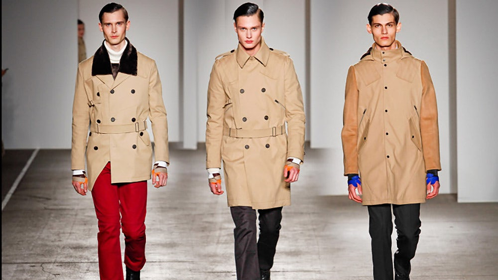 Tim Coppens Autumn/Winter 2012 | Source: Courtesy