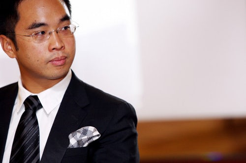 Adrian Cheng   Source: Getty