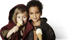 Burberry Kids Campaign 2012   Source: Ms Style and Grace