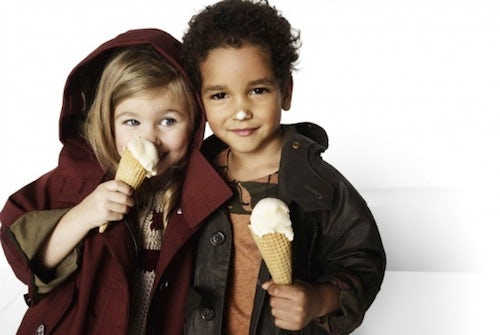 Burberry Kids Campaign 2012 | Source: Ms Style and Grace
