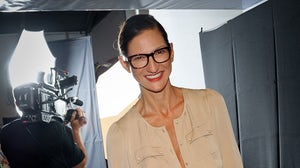 Jenna Lyons at New York Fashion Week | Source: J Crew