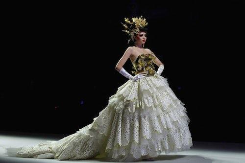 Tsai Meiyue Spring/Summer 2012 | Source: Fashion Inquisitive