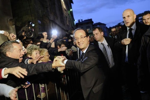 French President Francois Hollande | Source: Abc