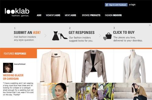 Looklab Screenshot | Source: Looklab.com