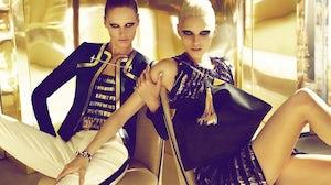 Gucci Spring/Summer 2012 campaign | Source: Gucci