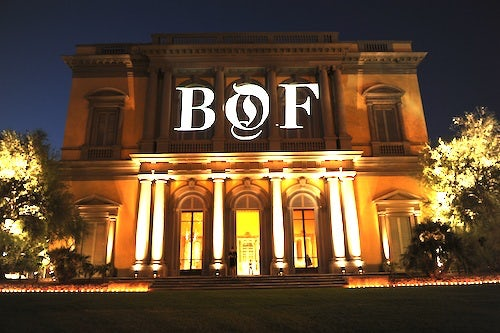 BoF Celebrates 5 Years at Polimoda, 21 June 2012, Florence | Photo: Polimoda
