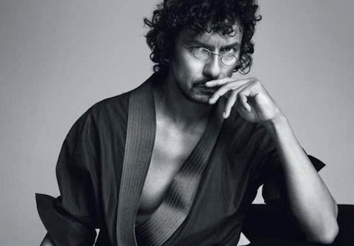 Haider Ackermann by Inez Vinoodh Matadin | Source: Fashion Indie