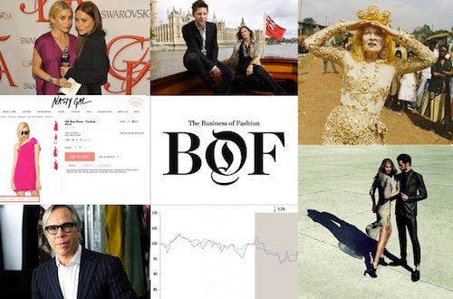 Week in Review | Graphite's social commerce model, Luxury Index slides in May, Ethical fashion, Moda money
