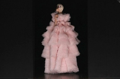 Alexander McQueen Couture 2012 | Source: Too Clothes Minded