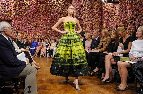 Dior Haute Couture | Source: Hello