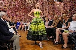 Dior Haute Couture   Source: Hello