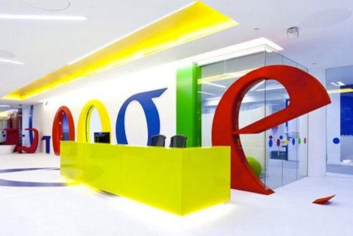 Google London office | Source: Doseng