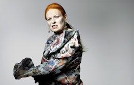 Vivienne Westwood by Craig McDean | Source: Interview