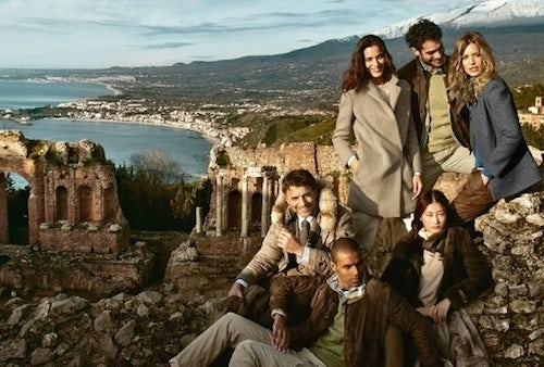 Brunello Cucinelli Autumn/Winter 2012 | Source: Brunello Cucinelli