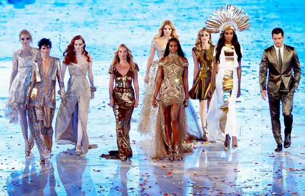 Fashion at the Olympics Closing Ceremony | Source: themoderncool.com