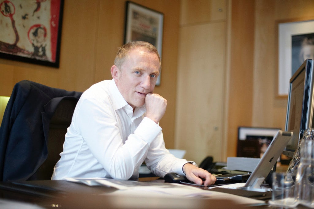 François-Henri Pinault | Photo: Virgile Guinard