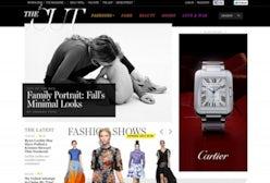 New TheCut.com screen shot | Source: Business Insider