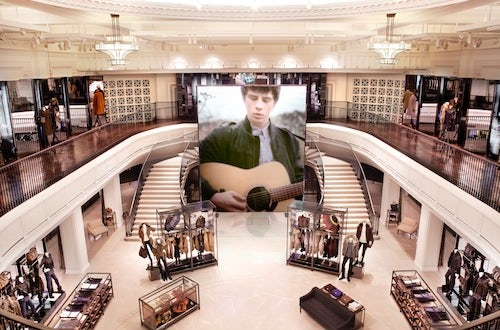 Burberry Regent Street flagship | Source: Burberry