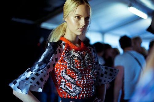 Photo Diary | 10 Fashion Moments at London Fashion Week S/S 2013