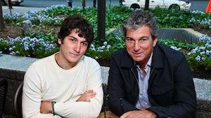 Andrew Rosen and Austin Rosen | Source: Pamelas Punch