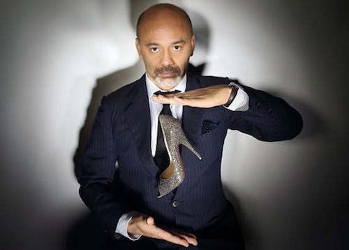 Christian Louboutin | Source: Mad about Paris